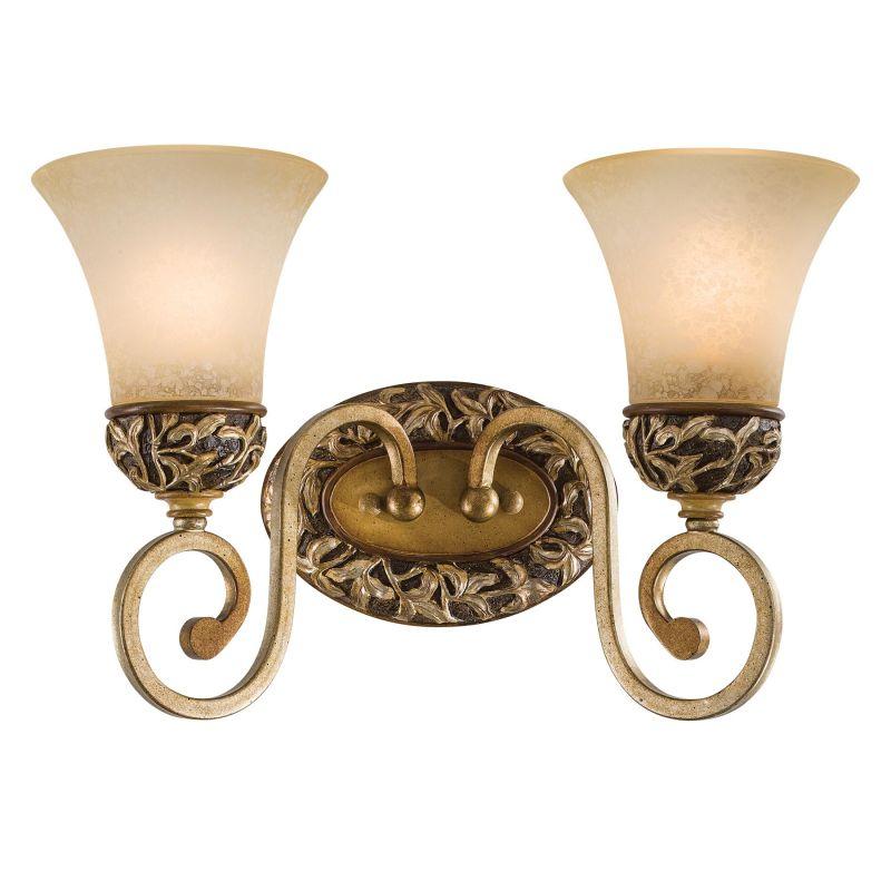 Minka Lavery ML 5552 2 Light Bathroom Vanity Light from the Salon Sale $113.90 ITEM: bci347516 ID#:5552-477 UPC: 747396044804 :
