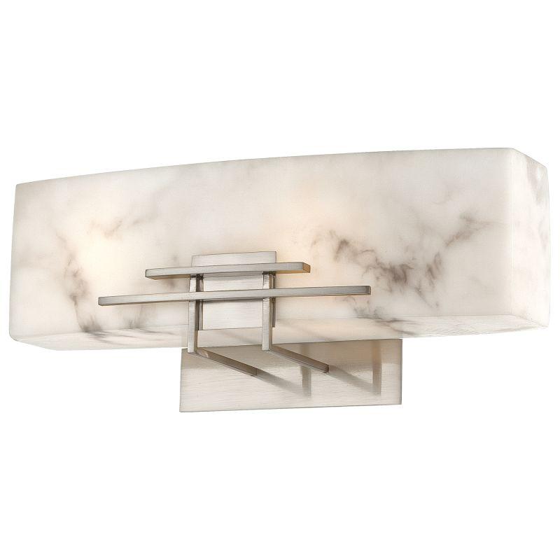 """Minka Lavery 6162-84-PL 2 Light 16"""" Width Energy Star Bathroom Vanity"""