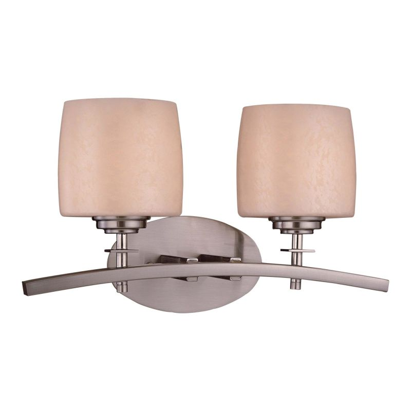 Minka Lavery ML 6182 2 Light Bathroom Vanity Light from the Sale $159.90 ITEM: bci347673 ID#:6182-84 UPC: 747396058283 :