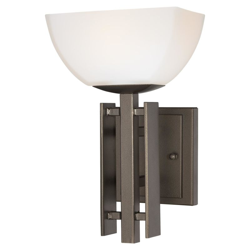 Minka Lavery 6270 1 Light Bathroom Sconce from the Lineage Collection