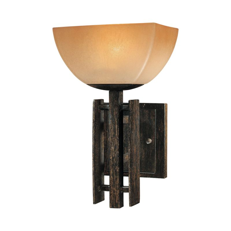 Minka Lavery ML 6270 1 Light Bathroom Sconce from the Lineage