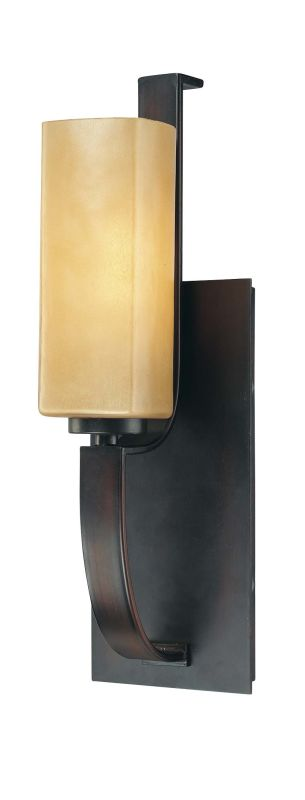 Minka Lavery 6471 1 Light Bathroom Sconce from the Kinston Collection