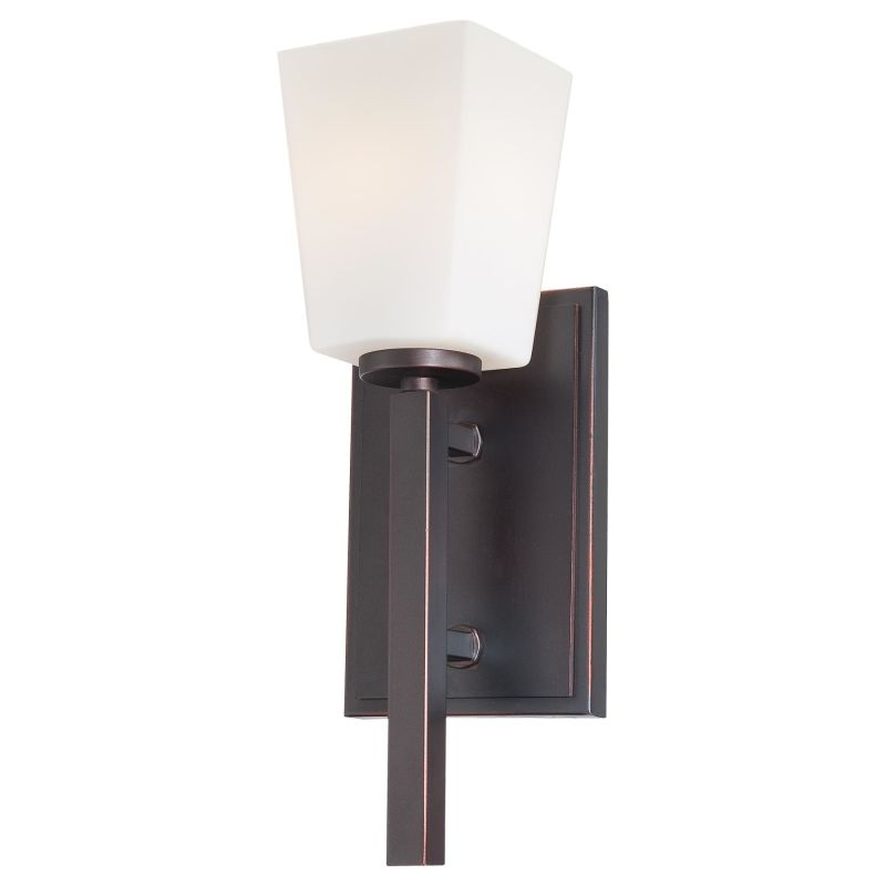 Minka Lavery 6540 1 Light Wall Sconce from the City Square Collection