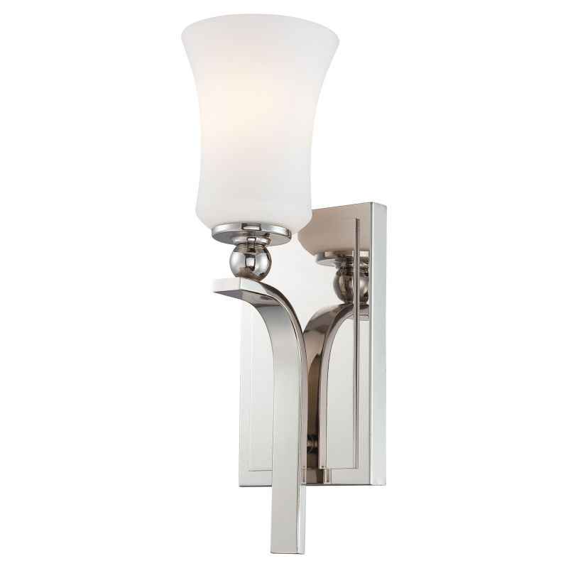 Minka Lavery 6621 1 Light Wall Sconce from the Ameswood Collection
