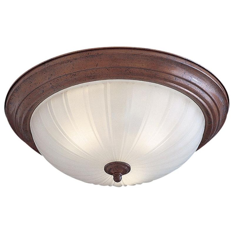 Minka Lavery ML 830 3 Light Flush Mount Ceiling Fixture Antique Bronze Sale $24.77 ITEM: bci347930 ID#:830-91 UPC: 747396023809 :