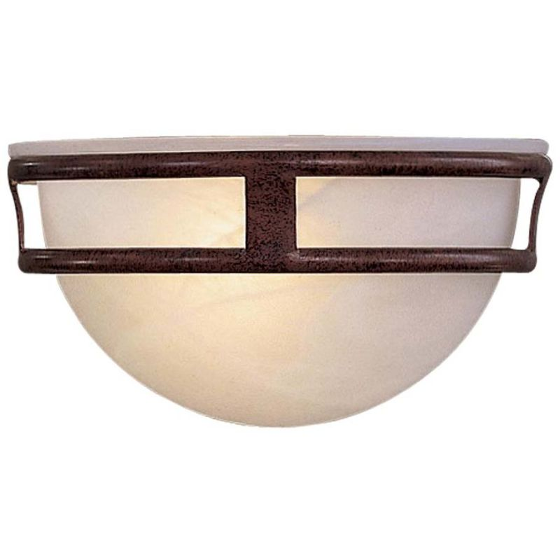 "Minka Lavery ML 839 1 Light 8"" Width Wall Washer ADA Wall Sconce"