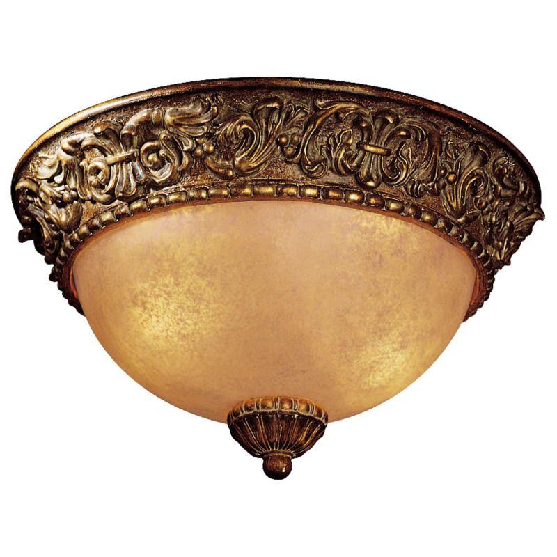 Minka Lavery ML 958 2 Light Flush Mount Ceiling Fixture from the