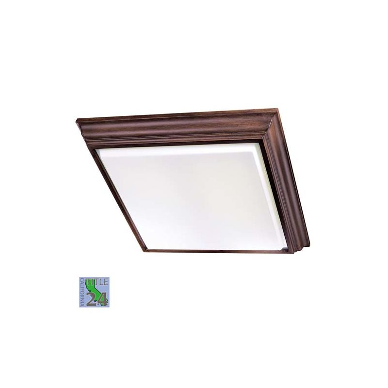 Minka Lavery ML 1000-PL 4 Light Fluorescent Ceiling Fixture from the