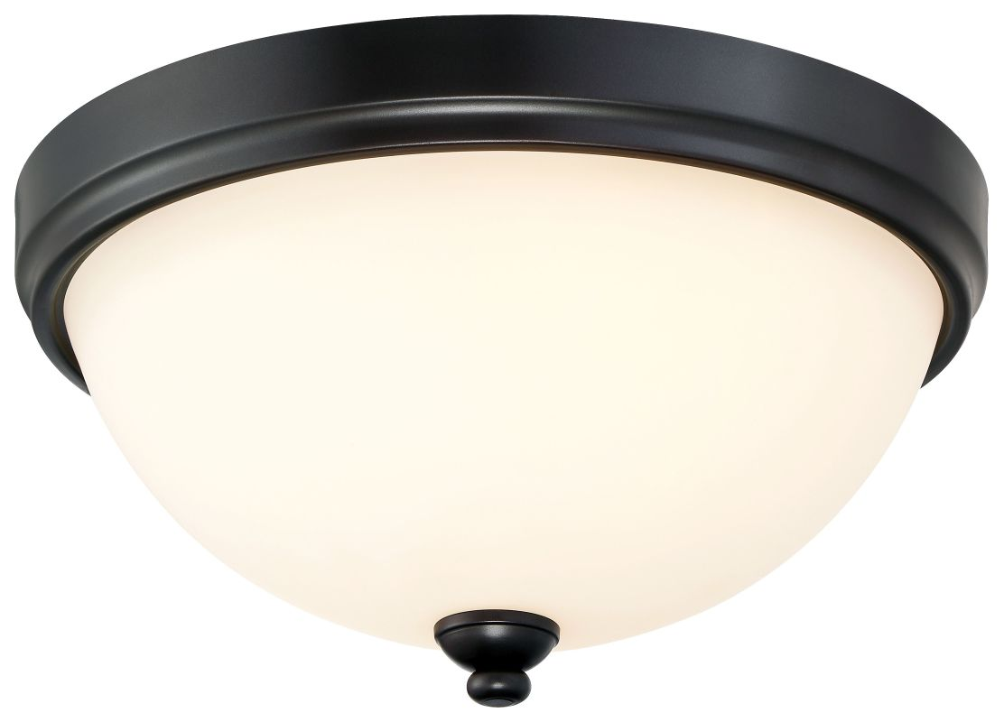 Minka Lavery 3288-589 3 Light Flush Mount Ceiling Fixture from the