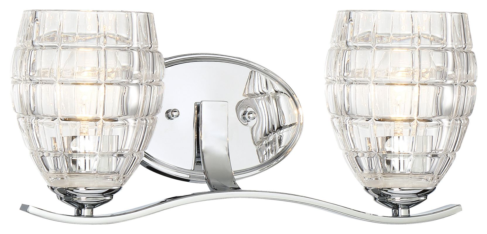 Minka Lavery 3422-77 2 Light Vanity Light from the Austine Collection