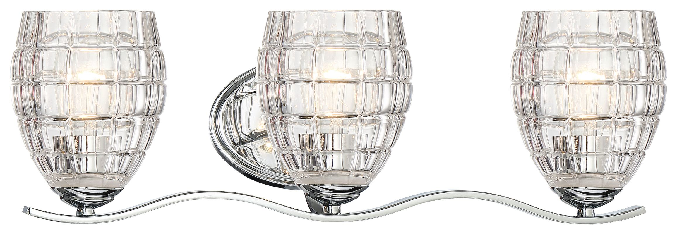 Minka Lavery 3423-77 3 Light Vanity Light from the Austine Collection