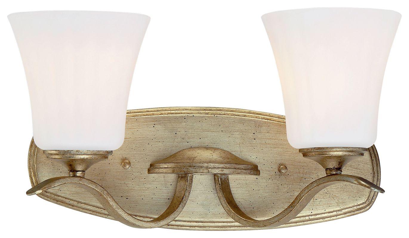 Minka Lavery 3442-582 2 Light Vanity Light from the Laurel Estate
