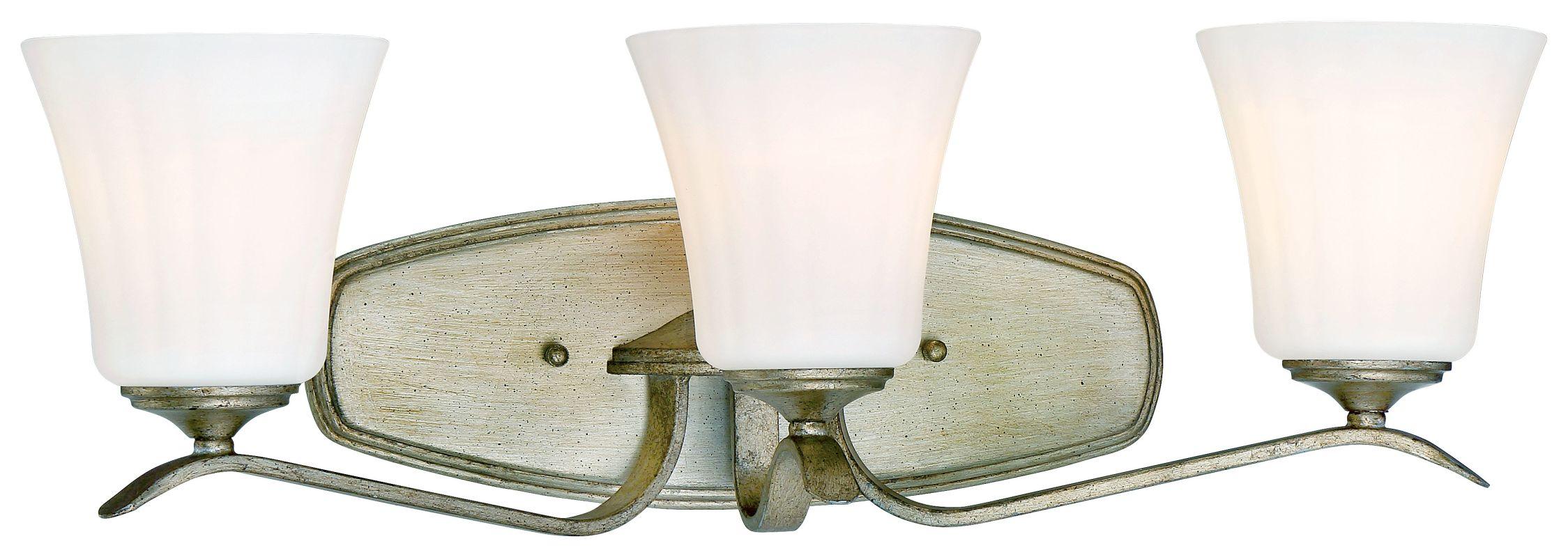 Minka Lavery 3443-582 3 Light Vanity Light from the Laurel Estate
