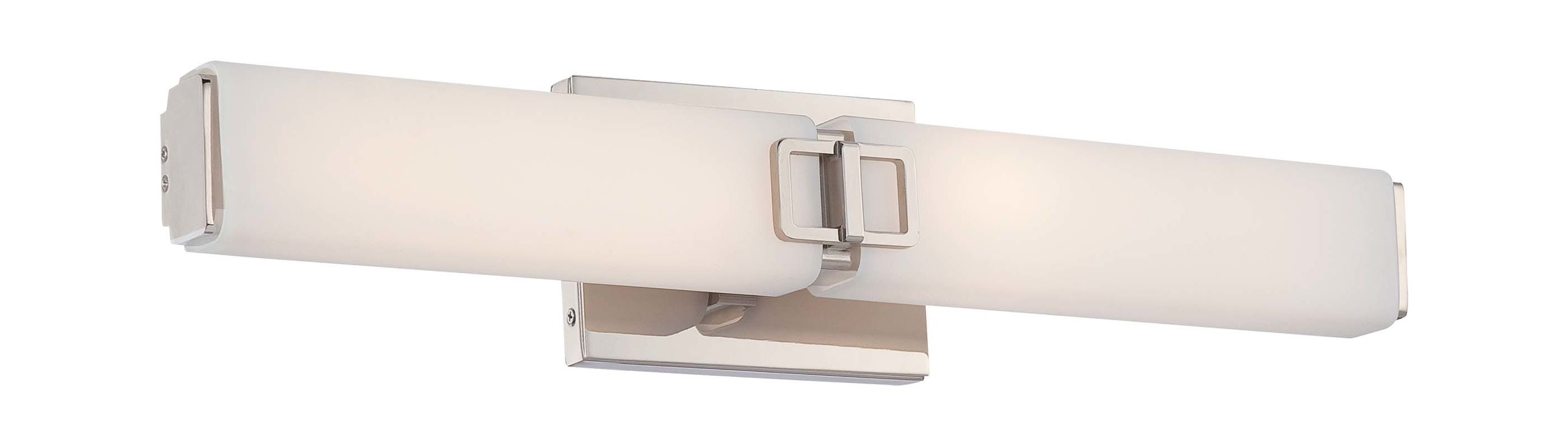 Minka Lavery 392-613-L LED ADA Compliant Bath Bar from the Square