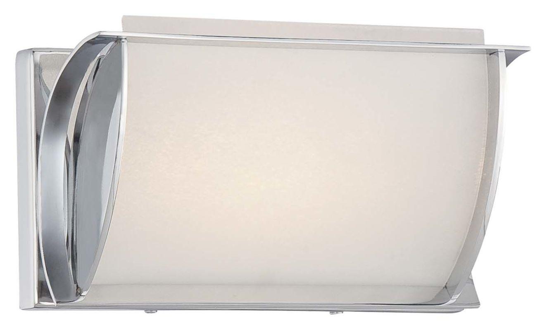 Minka Lavery 421-77-L LED ADA Compliant Bathroom Sconce from the