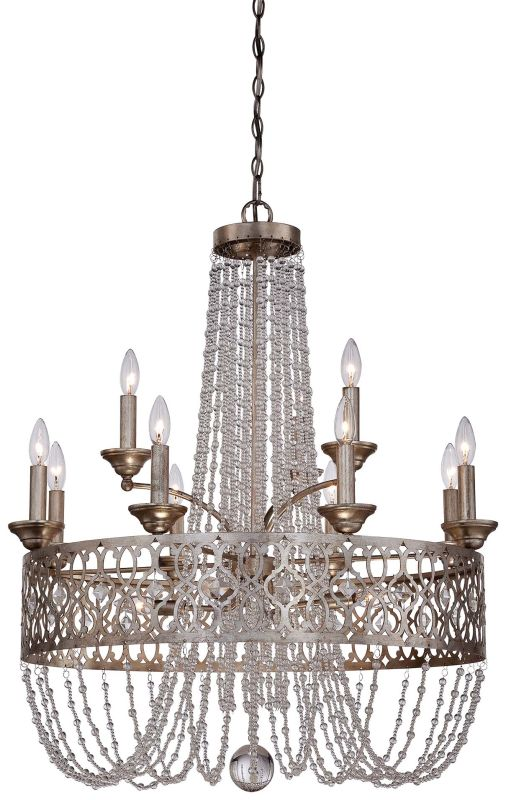 Minka Lavery 4849-276 15 Light 2 Tier Empire Chandelier from the