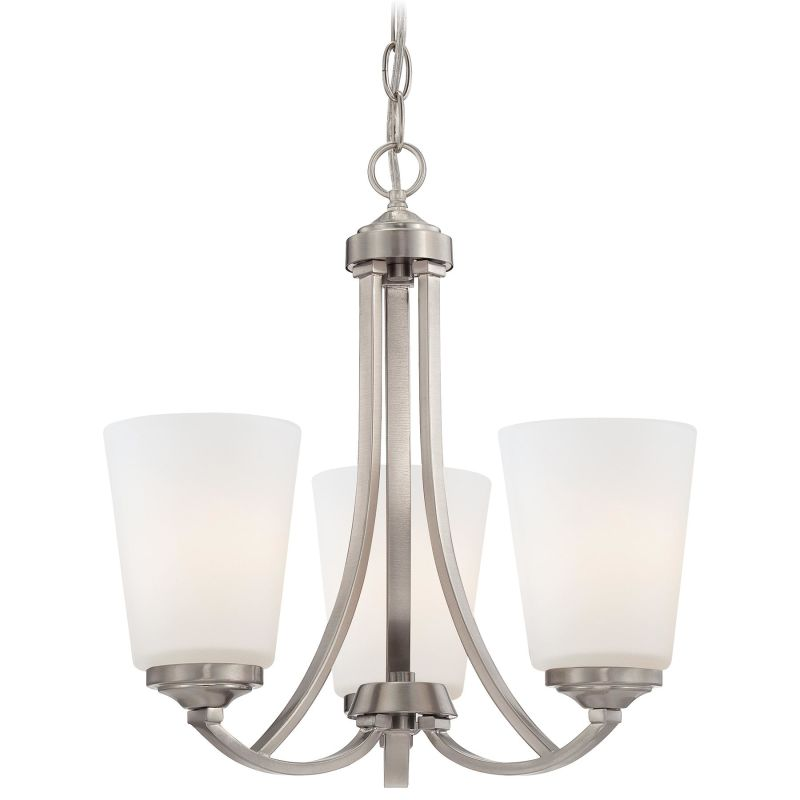 Minka Lavery 4963 3 Light 1 Tier Chandelier from the Overland Park