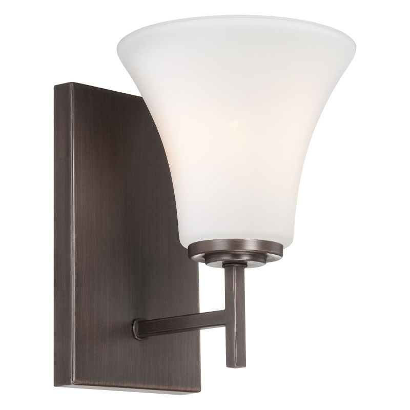 Minka Lavery 5931 1 Light Bathroom Sconce from the Middlebrook