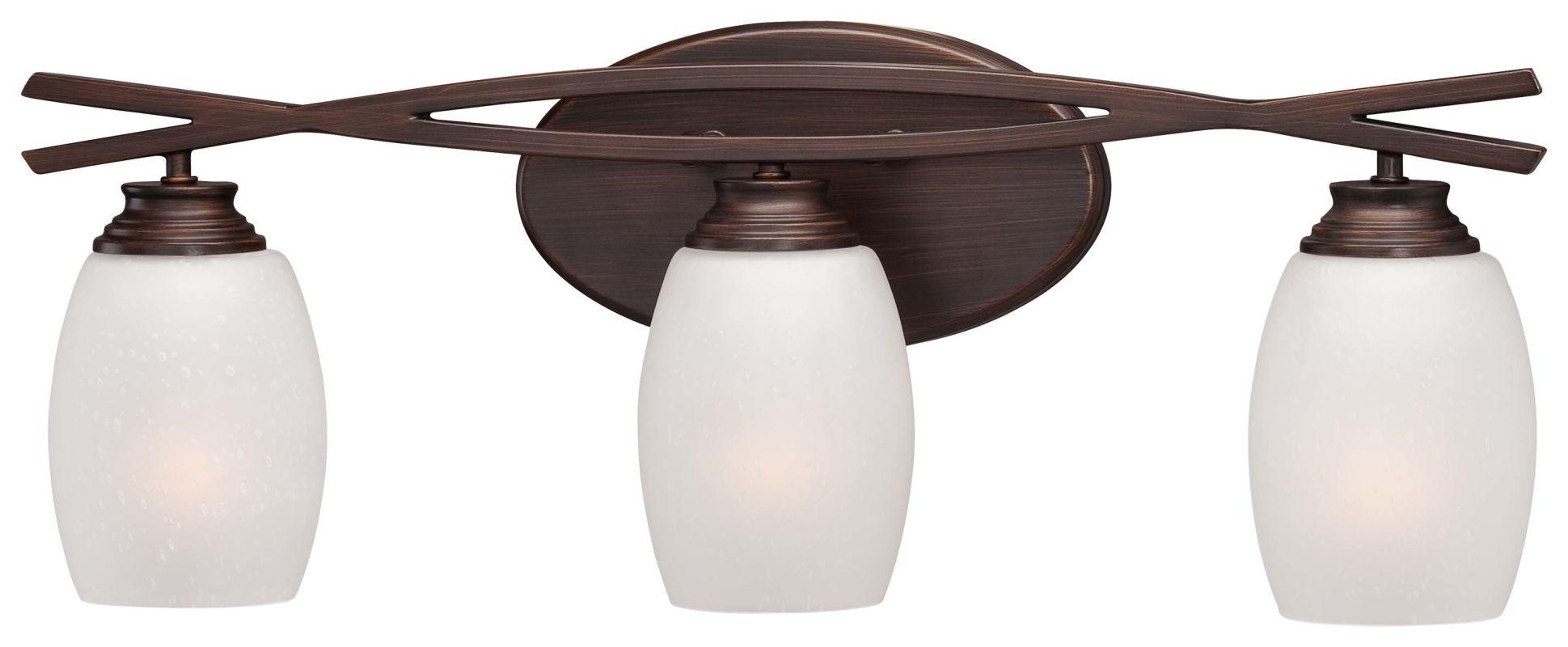 Minka Lavery 6953-267B Dark Brushed Bronze 3 Light