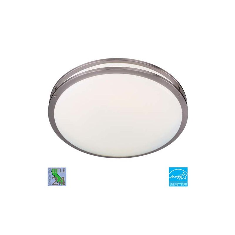 "Minka Lavery ML 862-PL 1 Light 23.75"" Wide Energy Star Fluorescent Sale $155.00 ITEM: bci347947 ID#:862-84-PL UPC: 747396053639 :"