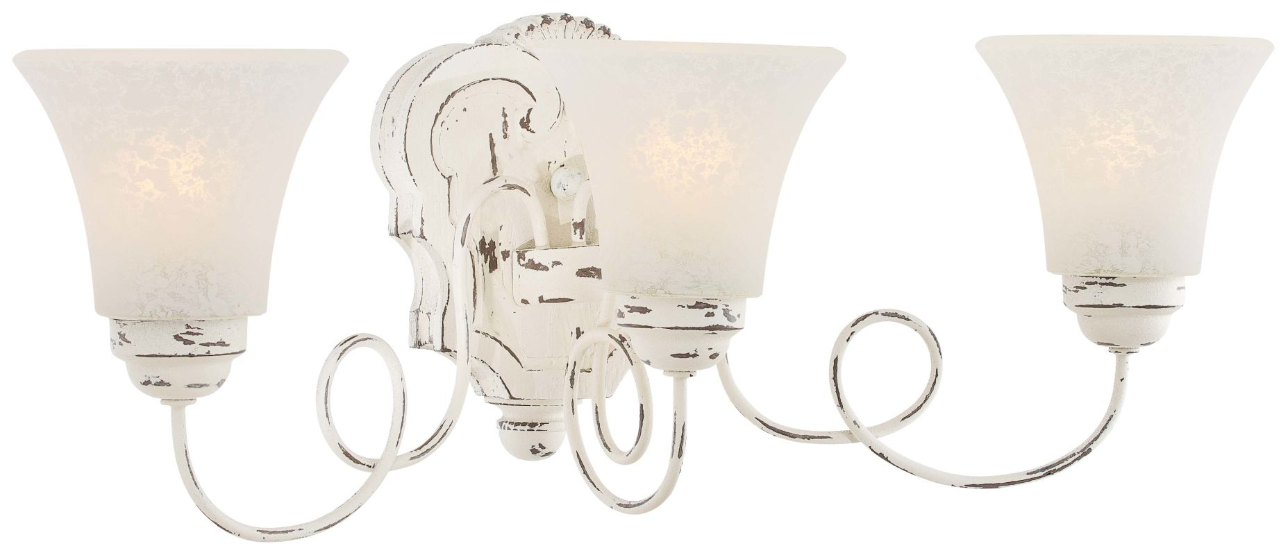 Minka Lavery 1293 3 Light Bathroom Vanity Light from the Accents