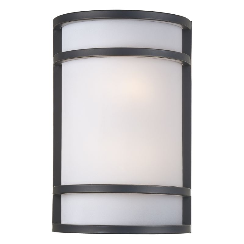 Minka Lavery 345-37B Painted Bronze Contemporary Sconces Wall Sconce