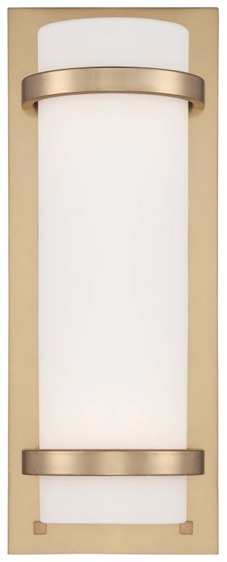 Minka Lavery 341 2 Light ADA Wall Sconce from the Fieldale Lodge