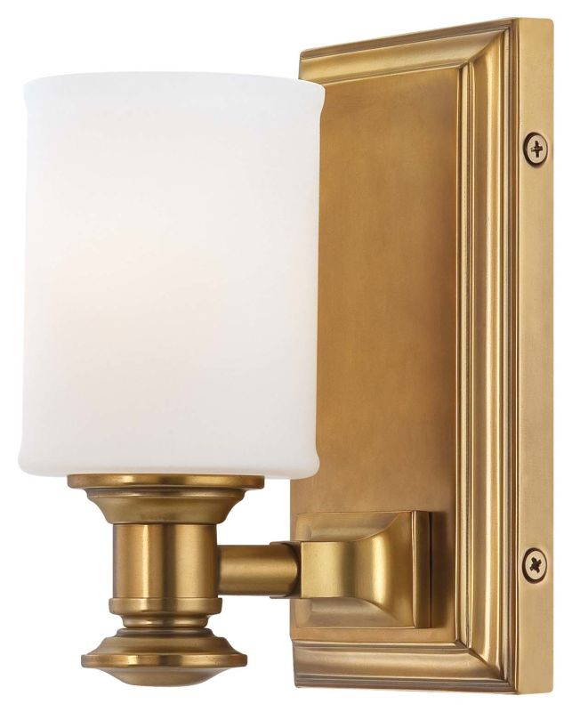 Minka Lavery 5171 1 Light Bathroom Sconce from the Harbour Point