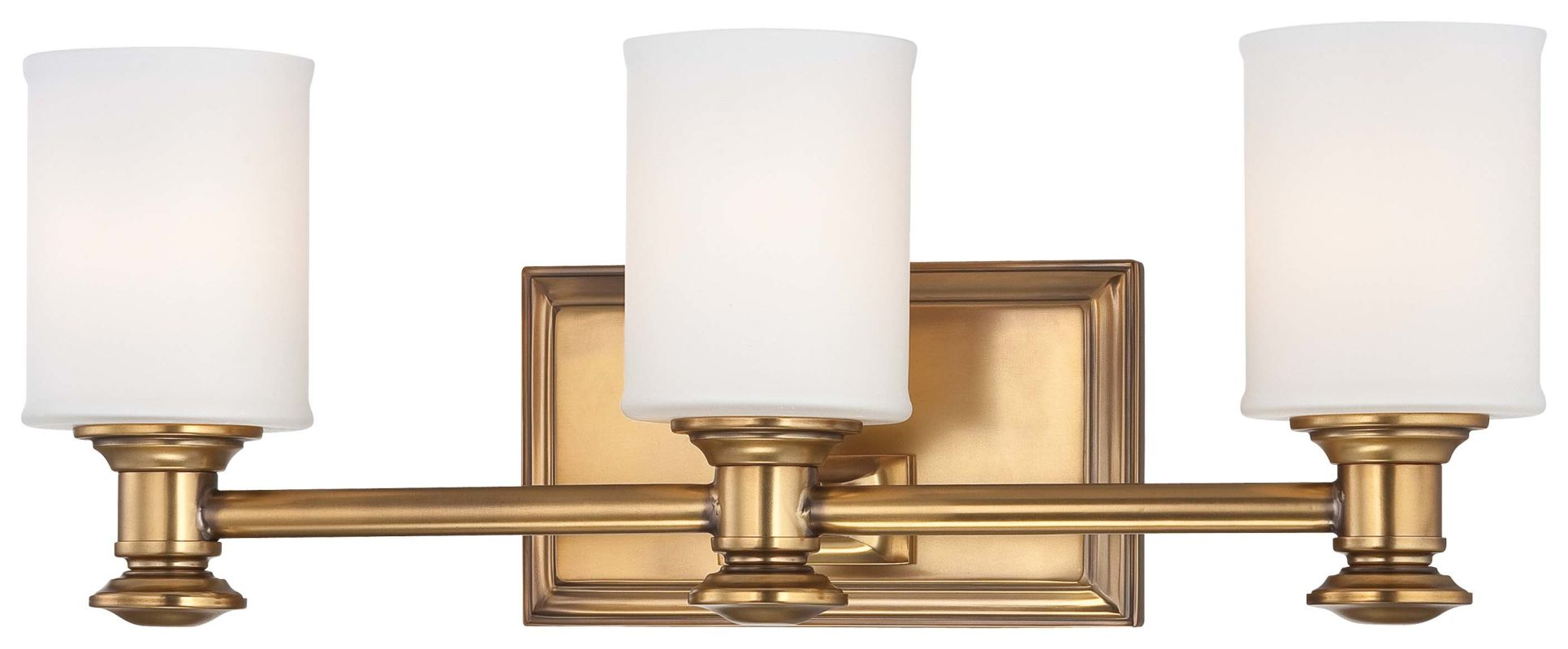 Minka Lavery 5173 3 Light Bathroom Vanity Light with Etched Opal Shade Sale $159.90 ITEM: bci1950801 ID#:5173-249 UPC: 747396083292 :
