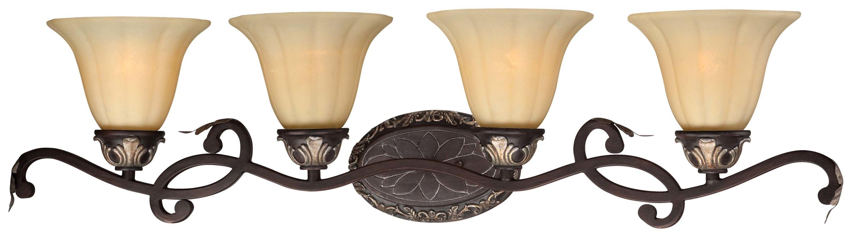 Minka Lavery 5774 4 Light Bathroom Vanity Light from the Bellasera Sale $259.90 ITEM: bci1950841 ID#:5774-301 UPC: 747396082172 :