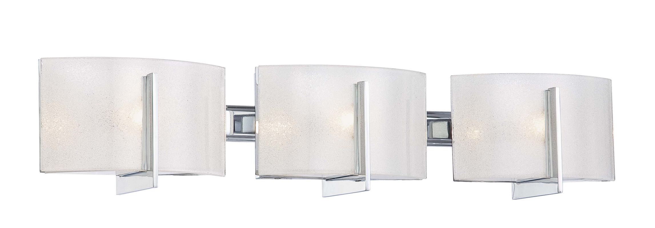 Minka Lavery 6393-77 Chrome Contemporary Clart� Bathroom Light Sale $197.00 ITEM: bci1723127 ID#:6393-77 UPC: 747396077352 :