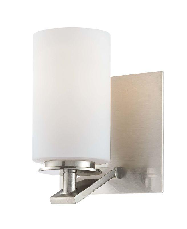 Minka Lavery 6551-84 Brushed Nickel Contemporary Inoui Bathroom Light