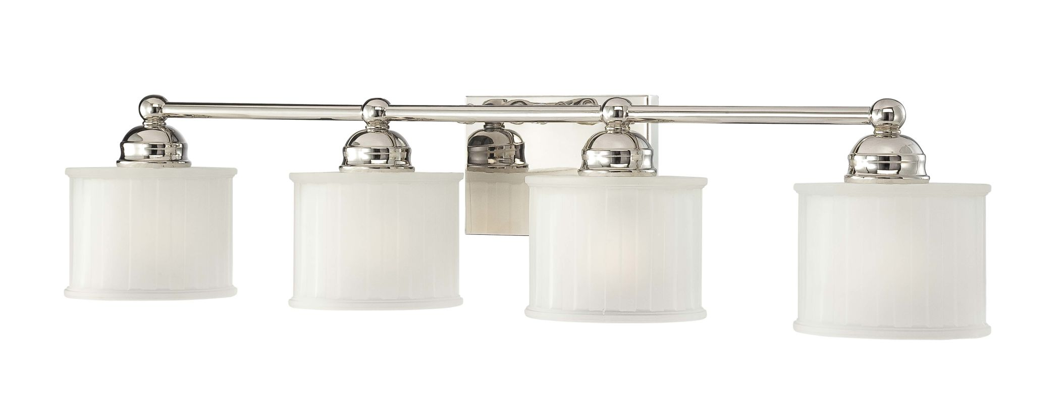 Minka Lavery 6734-1 4 Light Bathroom Vanity Light from the 1730 Series