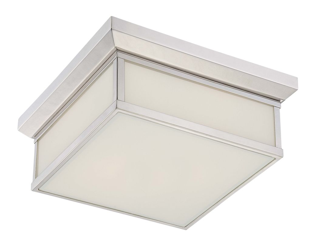 Minka Lavery 6919 2 Light Flush Mount Ceiling Fixture from the
