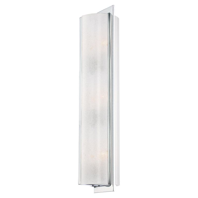 Minka Lavery 4393-77 Chrome Contemporary Clart� Wall Sconce