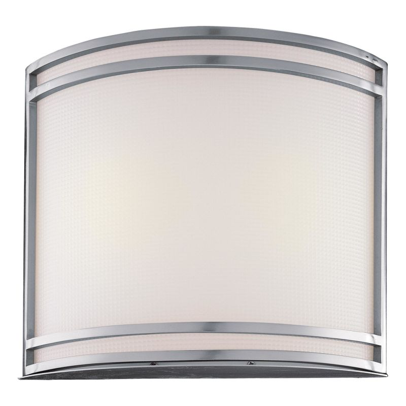 Minka Lavery 368-PL Brushed Nickel Contemporary Sconces Wall Sconce