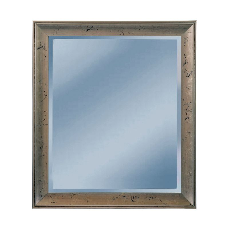 "Mirror Masters MW5200A Maddux 25"" Rectangular Mirror with Decorative"