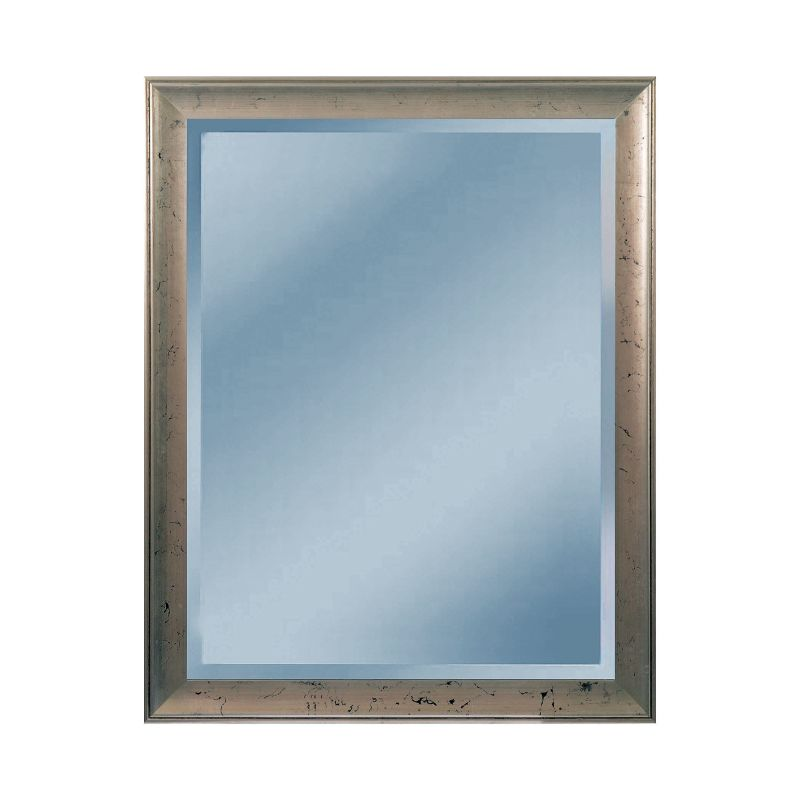 "Mirror Masters MW5200C Maddux 27"" Rectangular Mirror with Decorative"