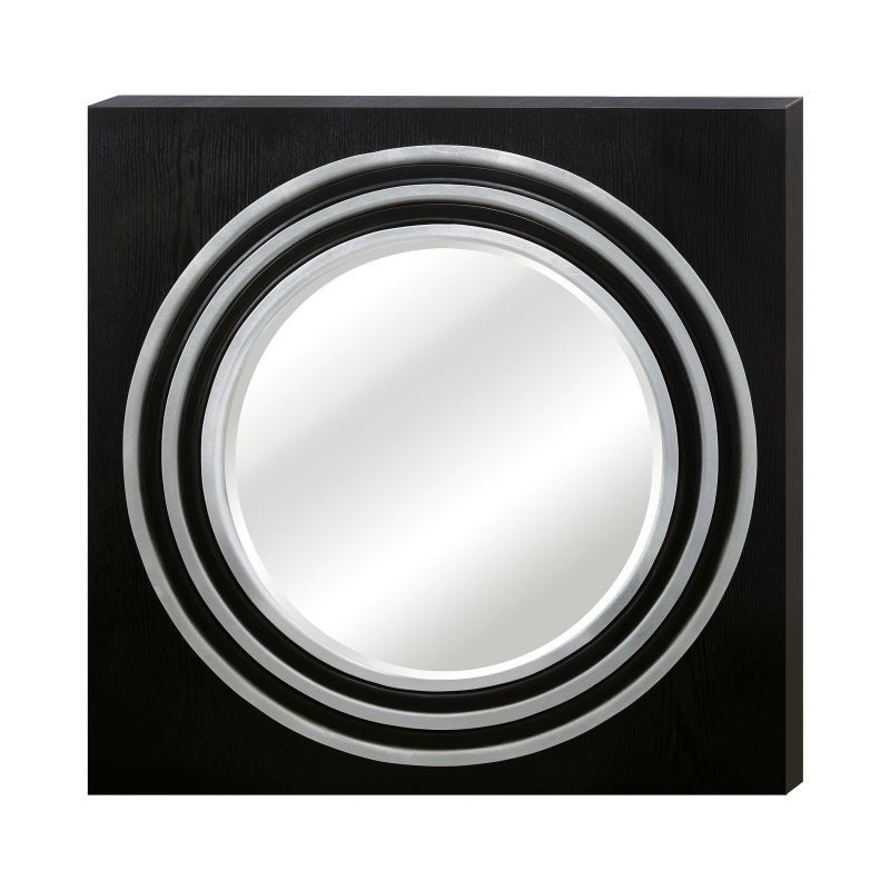 "Mirror Masters MW8060 Velaura 34.5"" Circular Mirror with Decorative"
