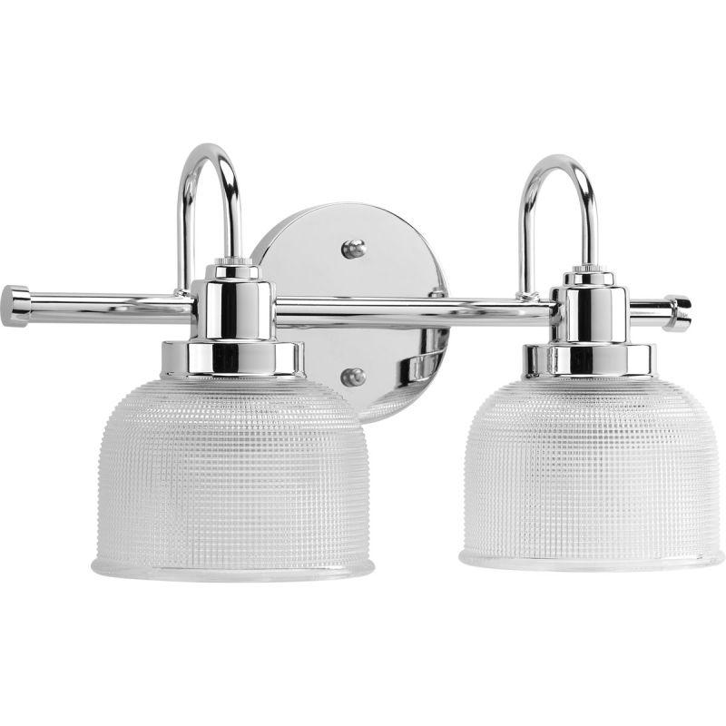 Miseno MLIT7703 Bella 2-Light Bathroom Vanity Light - Reversible