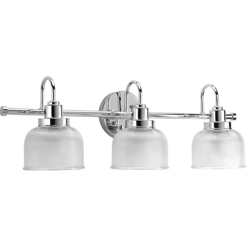 Miseno MLIT7704 Bella 3-Light Bathroom Vanity Light - Reversible