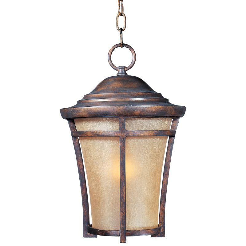 Miseno MLIT-78516 Balboa One Light Outdoor Pendant Copper Oxide