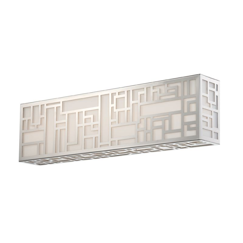 "Modern Forms WS-3019 Maze 19"" Dimmable LED ADA Compliant Bathroom"