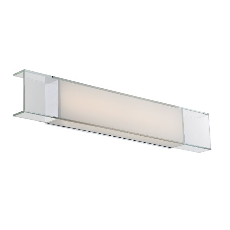 "Modern Forms WS-3428 Cloud 28"" Dimmable LED ADA Compliant Bathroom"