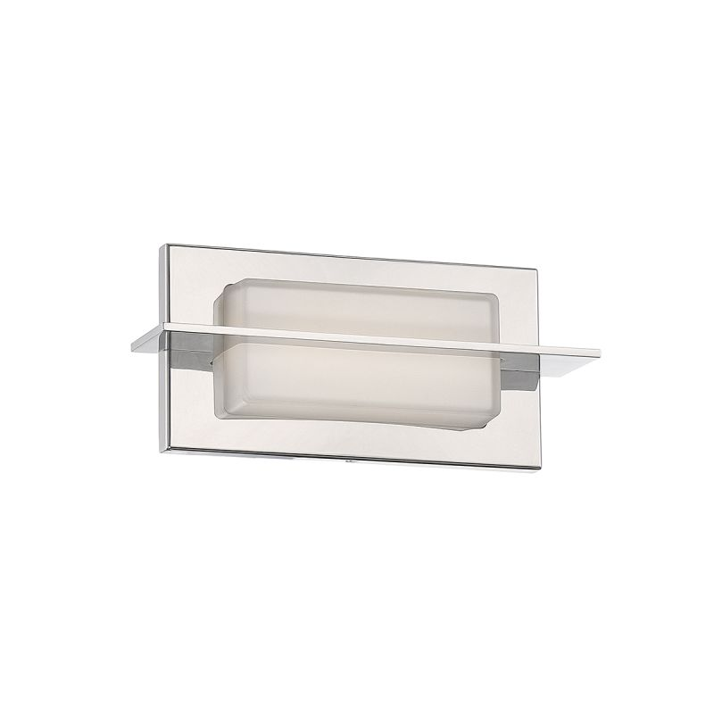 Modern Forms WS-47511 Razor 1 Light LED ADA Compliant Bathroom Sconce Sale $127.50 ITEM: bci2686864 ID#:WS-47511-SS UPC: 790576354392 :