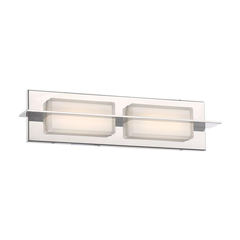 Modern Forms WS-47520 Razor 2 Light LED ADA Compliant Bathroom Vanity Sale $207.50 ITEM: bci2686865 ID#:WS-47520-SS UPC: 790576354415 :