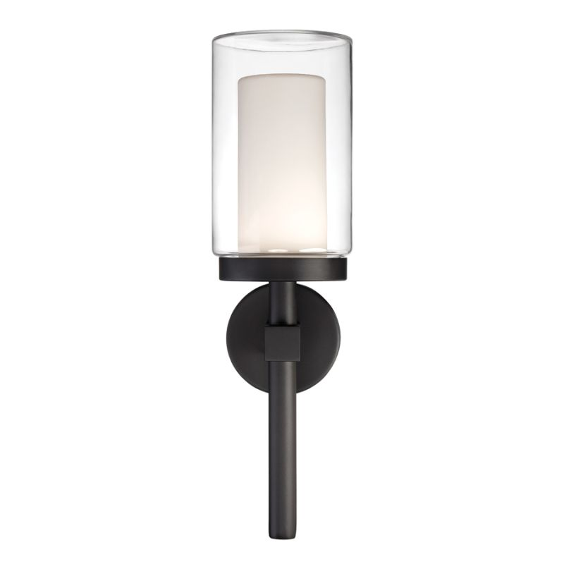 """Modern Forms WS-W1821 Deco 21"""" Indoor/Outdoor Dimmable LED Wall Light"""
