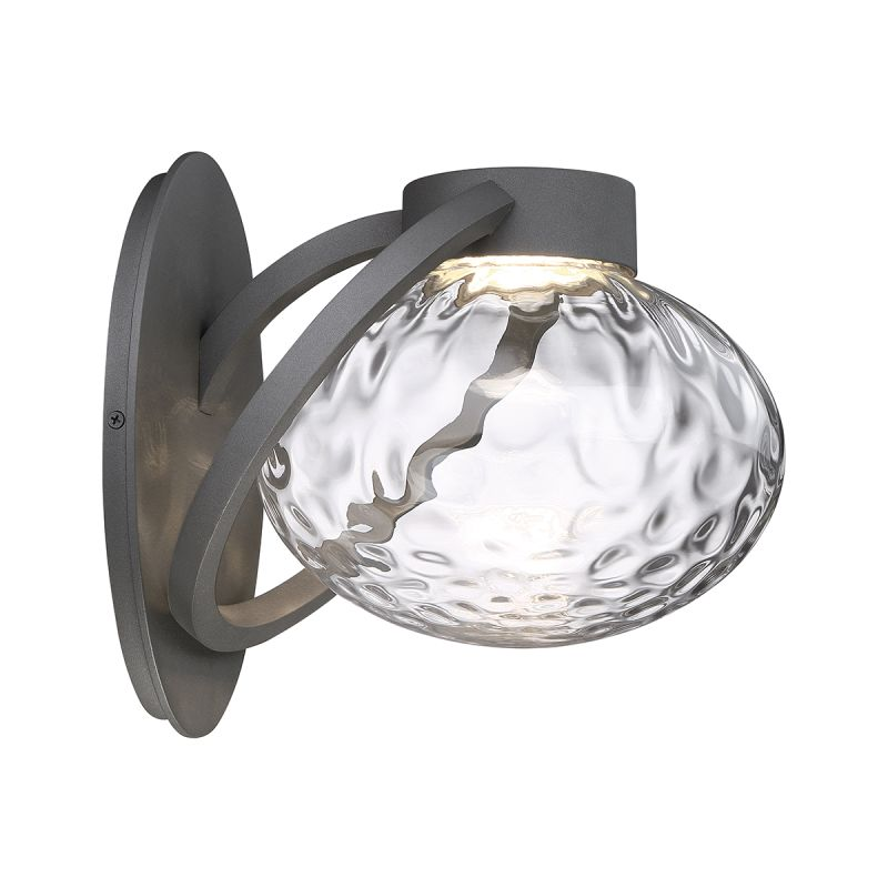 Modern Forms WS-W31511-LQ Boule 1 Light LED Indoor / Outdoor Lantern Sale $183.50 ITEM: bci3026215 ID#:WS-W31511-GH UPC: 790576354149 :