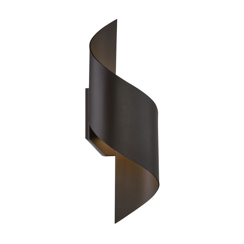 Modern Forms WS-W34524 Helix 1 Light LED Indoor / Outdoor Wall Sconce Sale $299.00 ITEM: bci2686894 ID#:WS-W34524-BZ UPC: 790576354231 :