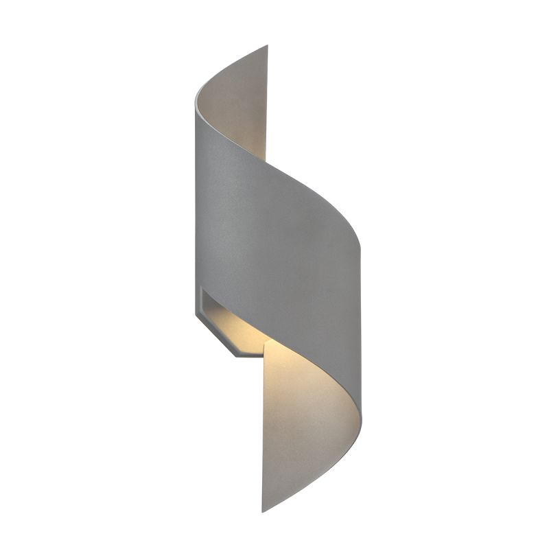 Modern Forms WS-W34524 Helix 1 Light LED Indoor / Outdoor Wall Sconce Sale $299.00 ITEM: bci2686896 ID#:WS-W34524-GH UPC: 790576356785 :